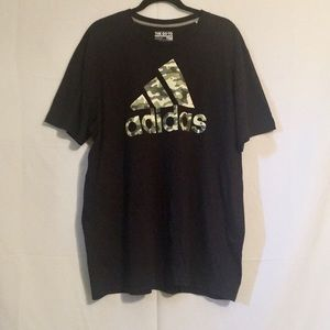 Adidas The Go To Performance Tee
